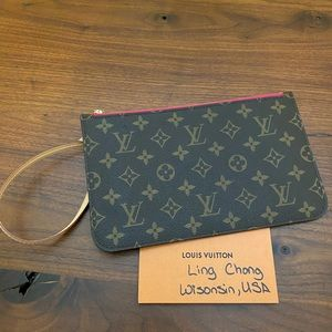 Louis Vuitton Pochette from Neverfull GM Pivoine